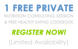 1 FREE Private Nutrition Consulting Session